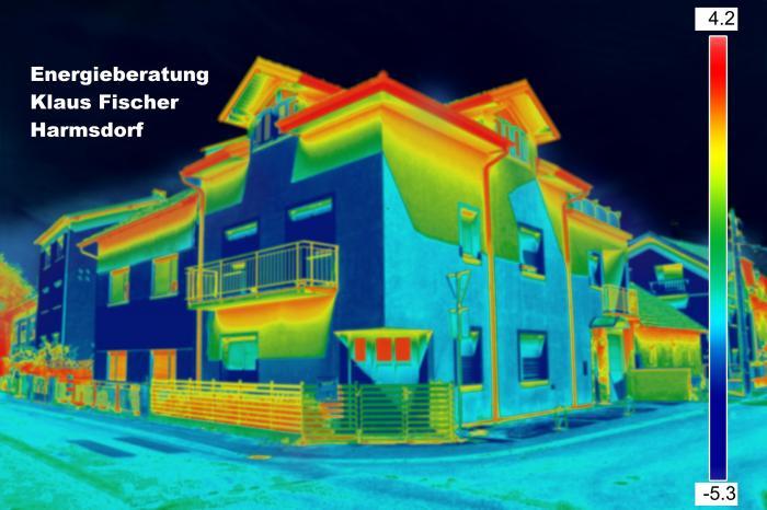 Thermografie  / Energieberatung Klaus Fischer